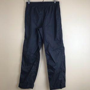 Men's L.L Bean WaterProof Windbreaker Pants M